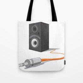unplug the glance Tote Bag