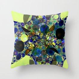 Fractal Design Blubber Throw Pillow