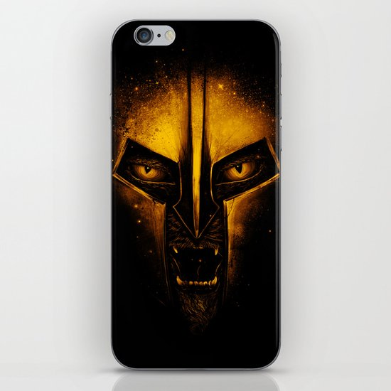 The Protector iPhone & iPod Skin
