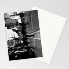Star Light [Black & White] Stationery Cards