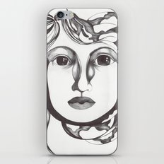 Nido inherte iPhone & iPod Skin