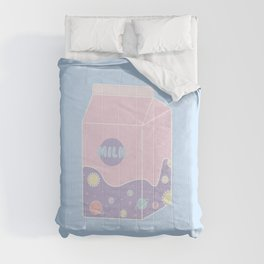 Teenager - Illustration Comforters