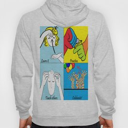 ASL Four Steps to Success Hoody