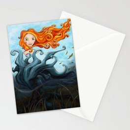 The Dryad of the King-Tree Stationery Cards