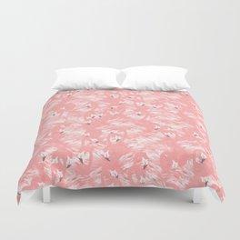 Flamboyance   Sea of Pink Duvet Cover