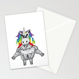 Unicorn Uncle Totally Magical Funny New Uncle Gift Stationery Cards