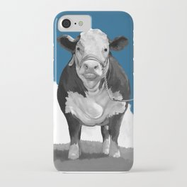 Welcome to the Pasture 2 iPhone Case