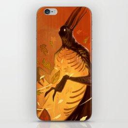 Bringer of Fall iPhone Skin