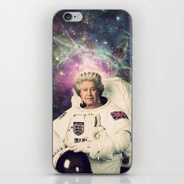Queen Elizabeth II iPhone Skin