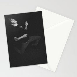 Punk Rock Karaoke Stationery Cards