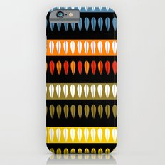 Lotus pattern  iPhone 6s Slim Case