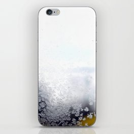 Frost abstract iPhone Skin