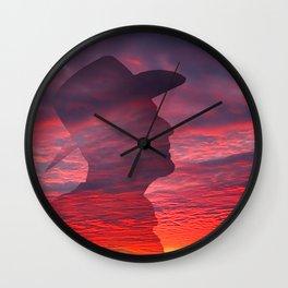 Remembering Papa Wall Clock