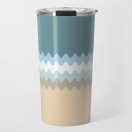 Beach Color Combo Travel Mug