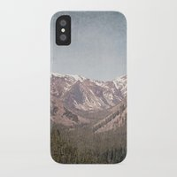montana iPhone & iPod Cases featuring Montana Blues by CMcDonald