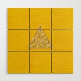 Tortilla Chip Wood Wall Art