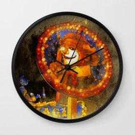 Munich Beer Festival - MAGIC Wall Clock