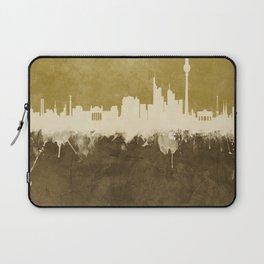 Berlin Germany Skyline Laptop Sleeve