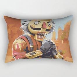 Crackshot Rectangular Pillow