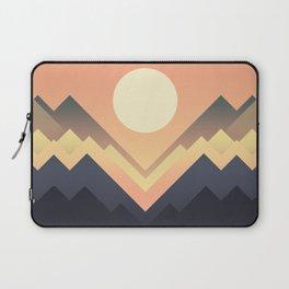 The Sun Rises Laptop Sleeve