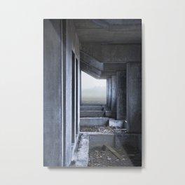 Bianconirico #11 Metal Print
