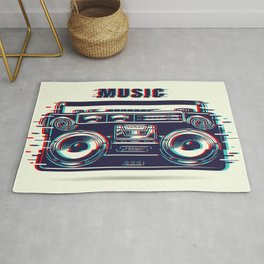 Play Some Music Rug