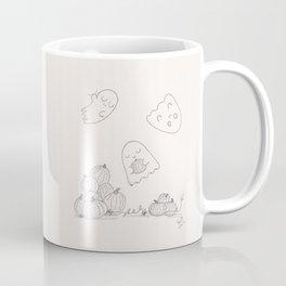 The haunted pumpkin patch Coffee Mug
