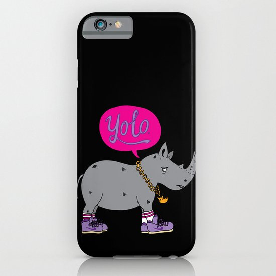 Yolo Rhino iPhone & iPod Case