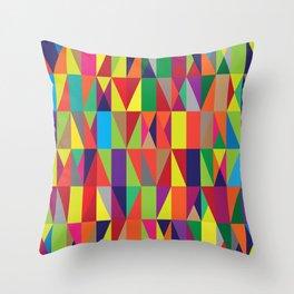 Geometric No. 10 Throw Pillow