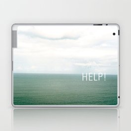 Help. Laptop & iPad Skin