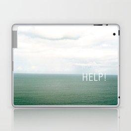 Help. Laptop & iPad Skin