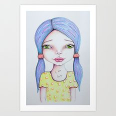 I Am Love Art Print