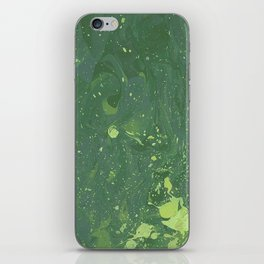 Grass of the Forest iPhone Skin