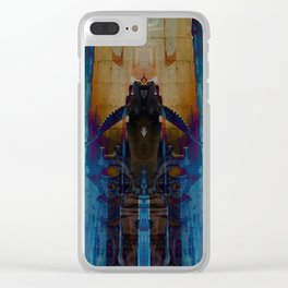 Seeking Counsel Clear iPhone Case
