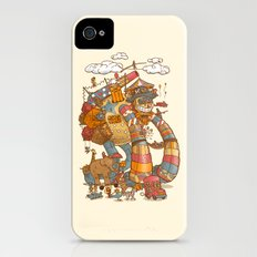Circusbot iPhone (4, 4s) Slim Case