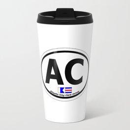 Atlantic City - New Jersey. Travel Mug