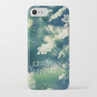 happiness iPhone & iPod Cases featuring Happiness by Sandra Arduini