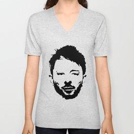 Thom Yorke, Radiohead Unisex V-Neck