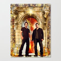 The Winchester Gate Canvas Print