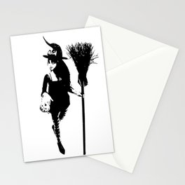 Little Witch Stationery Cards