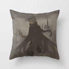Mistborn Throw Pillow