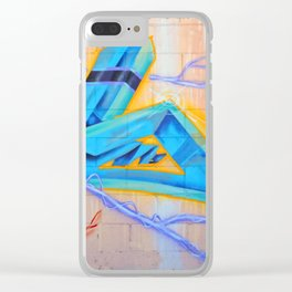 Zap Clear iPhone Case