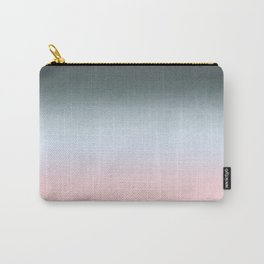 Stormy sky , Ombre Carry-All Pouch
