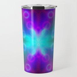Bubbles Bokeh Effect G123 Travel Mug
