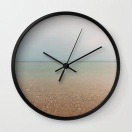 Lakeside Mornings Wall Clock