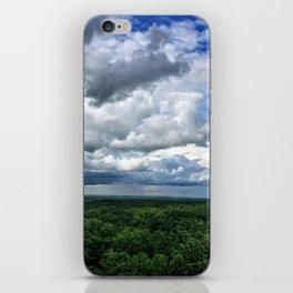 Rain Clouds iPhone Skin