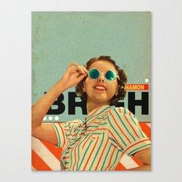 Bright Cinnamon Canvas Print
