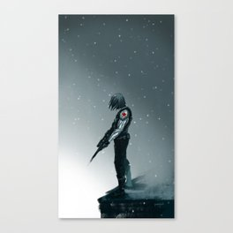 A Ghost Story Canvas Print