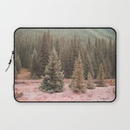 Look For Me In The Trees Laptop Sleeve