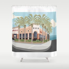 CCF Office Shower Curtain